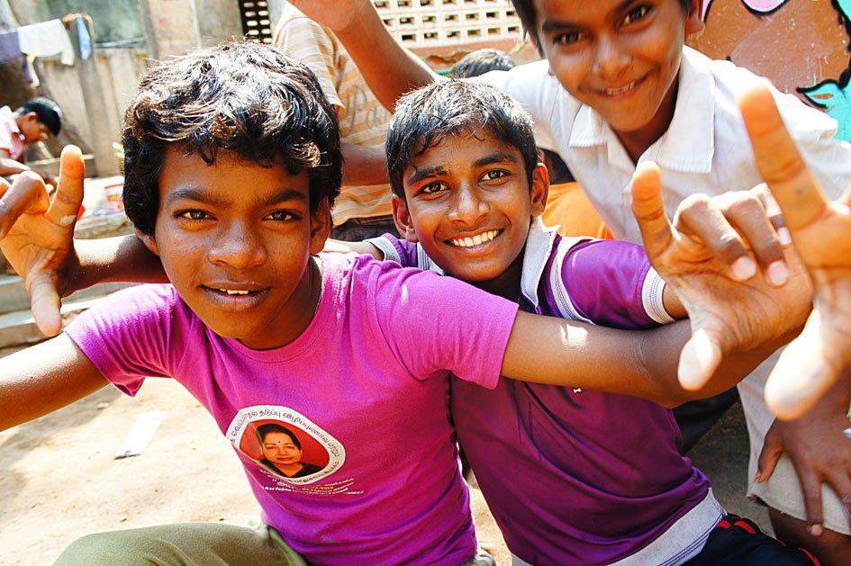 Enfants de Don Bosco Anbu Illam