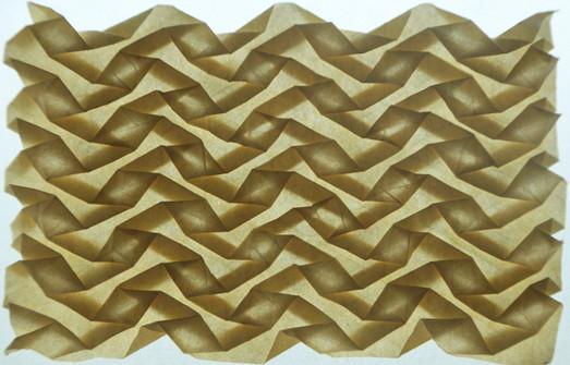 Rhombus Weave by Eric Gjerde