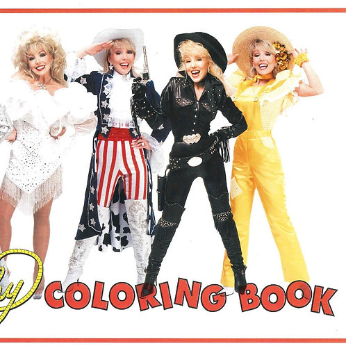 Sunny: Coloring Book