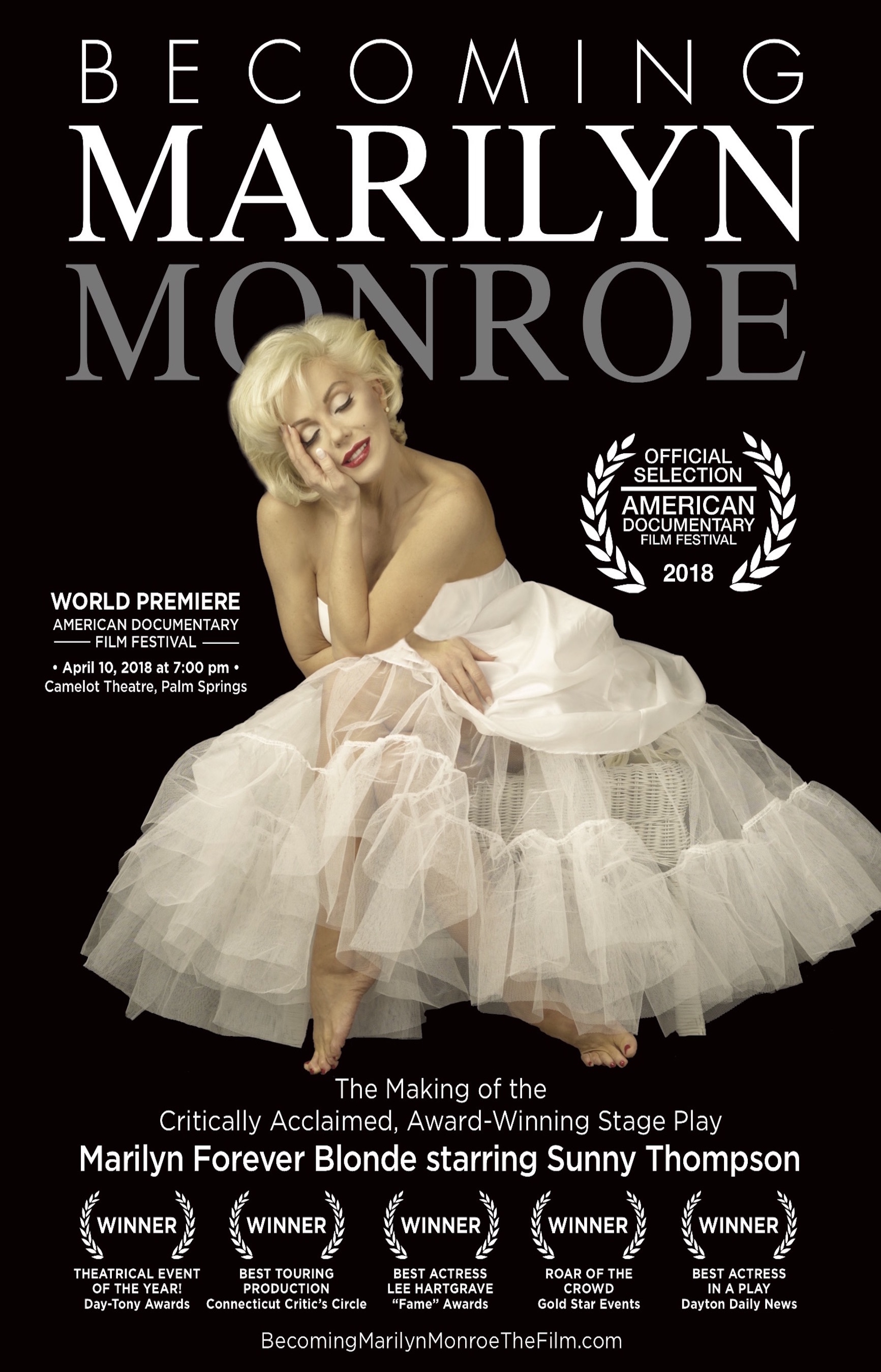 Becoming Marilyn Monroe Documentary