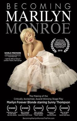 Becoming Marilyn Monroe Documentary