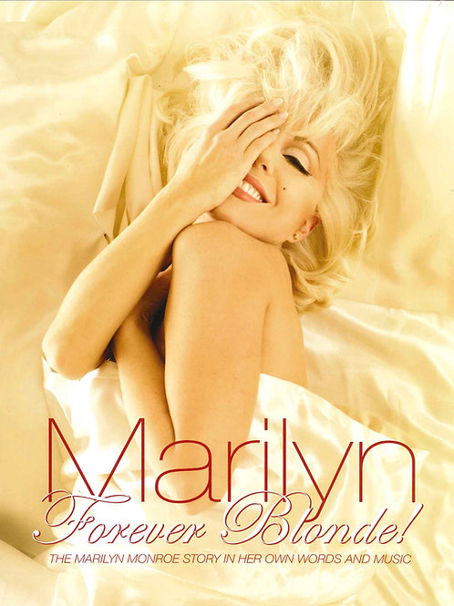 Marilyn Forever Blonde : Souvenir Program