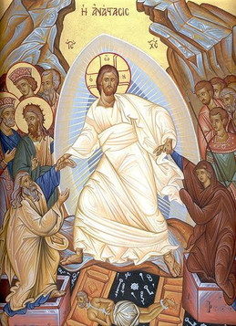 Bright Week Schedule! Christ is Risen!!!