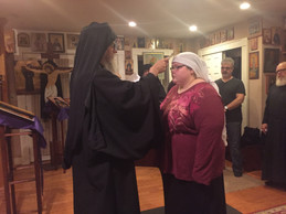 A new Catechumen!
