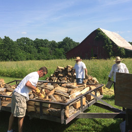 Donation of Firewood!!!