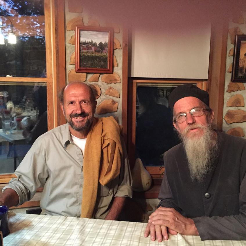 Trifun and Fr. Alexii
