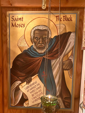 St. Moses the Black Conference, October 9-10, 2020