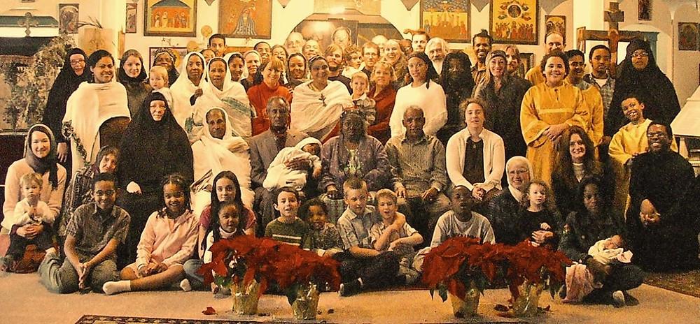 St. Mary of Egypt parish 2007