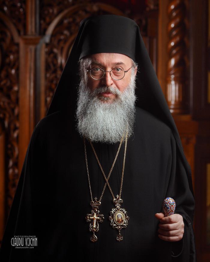 Bishop LONGIN