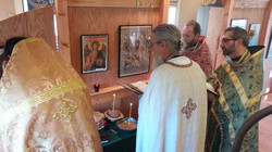 Prayer over Slava Bread