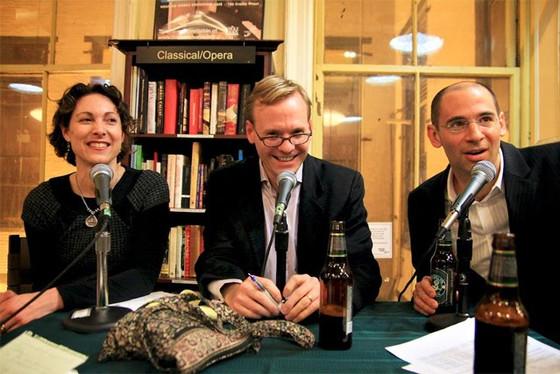 Political Podcast Showdown!