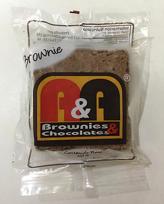 Brownies x 8 unidades