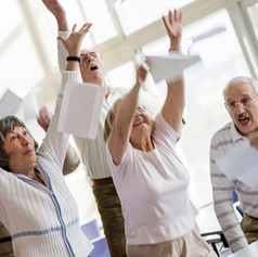 Mena/Polk County Senior Activity Center