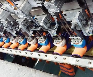 Glove dipping Machine | Online Logo Printing Machine  For NBR/NR & PU Machine