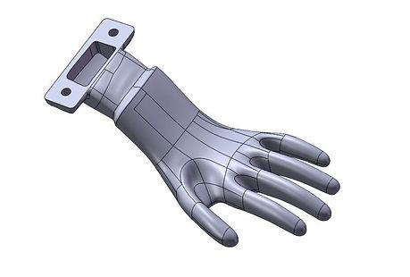 Hand Former Design Ser
