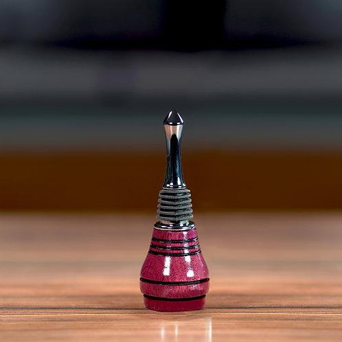 Purple Heart WBS002 Wine BottleStopper