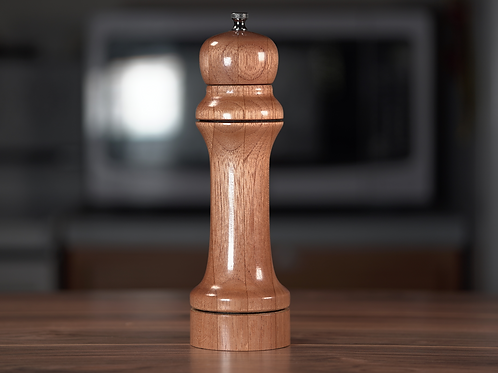 All Walnut Pepper Mill
