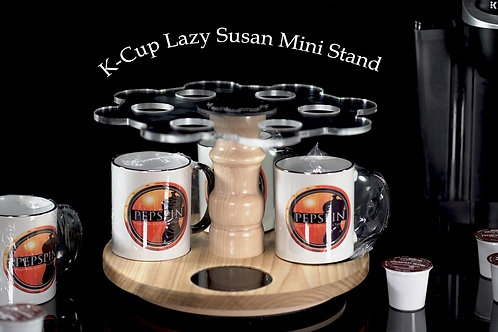 K-Cup Mini Lazy Susan Stand 1 (Includes 4 Cups) 6 K-Cup Slots