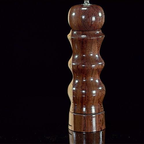 Pepper Mill (Zebra & Wenge wood)