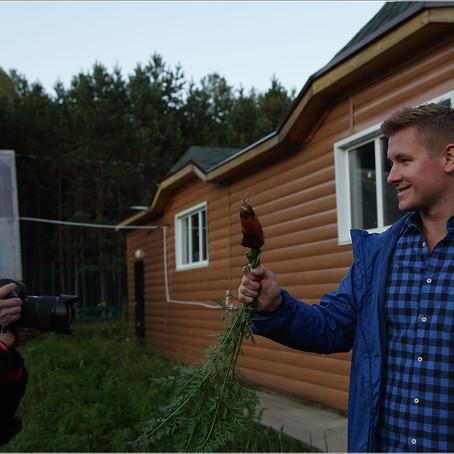 «ПроСТО кухня» на иркутской экоферме
