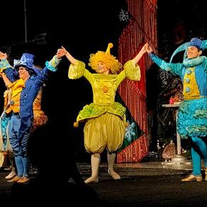 Балет, театр и цирк «Щелкунчик и кошки»