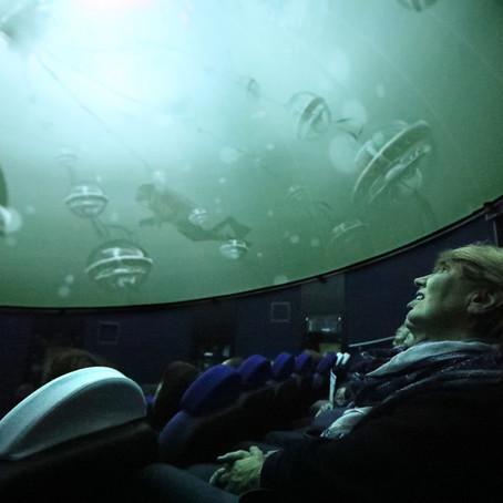 «Щелкунчик» в открытом Космосе