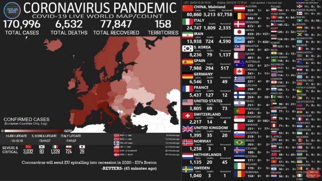 Alerta nacional por fase 4 de pandemia