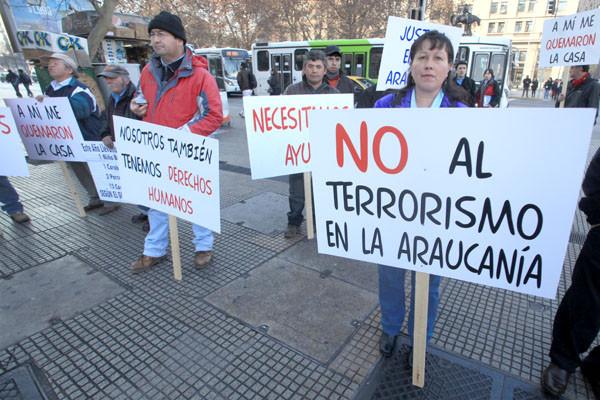 Víctimas de terrorismo reclaman seguridad y atención del Gobierno
