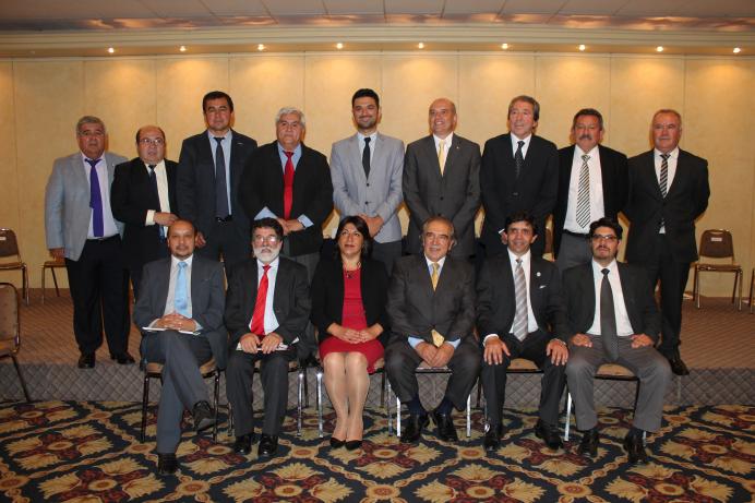 Consejo Regional de Los Ríos rindió cuenta pública 2015