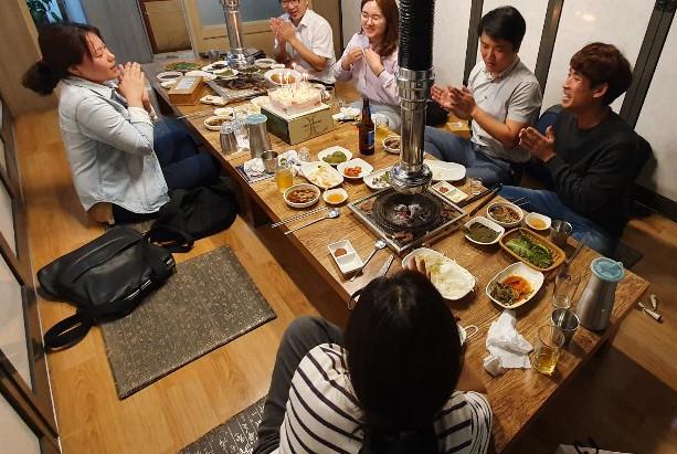 2019.09.26 부산사무실 9월 회식