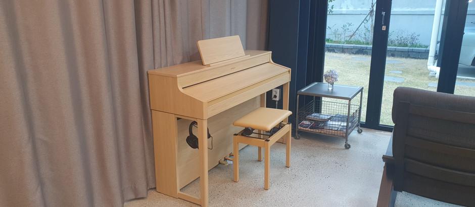 2021.03.16 피아노가 생겼습니다