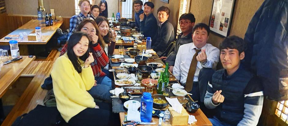 2019.12.26 바른로지스틱스 송년회