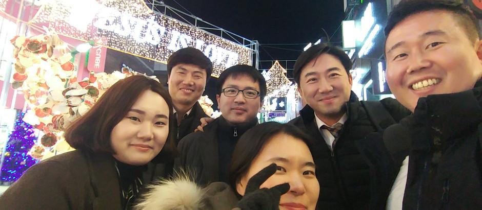 2017.12.19 부산사무실 송년회