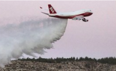 Apoyo internacional ante la catástrofe de incendios