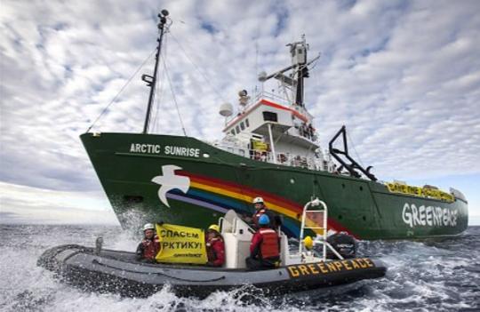 109 Premios Nobel acusan a Greenpeace