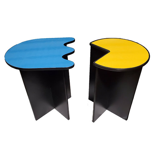 Cocktail arcade stool set