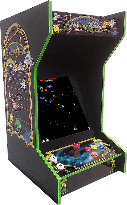 New Tabletop Arcade Machine With 60 Games And Lit Marquee