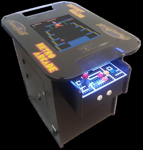 Premium Cocktail Arcade Machine With 412 Games