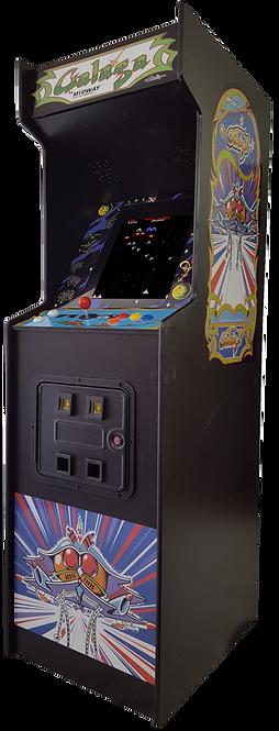 Full Size Galaga Arcade Machine With 412 Games