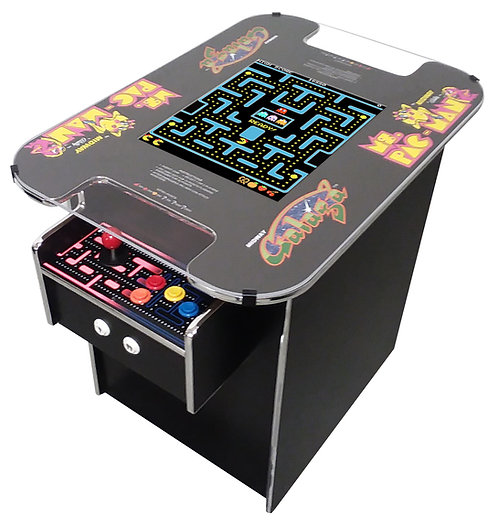 Cocktail Arcade Machine With 412 Games