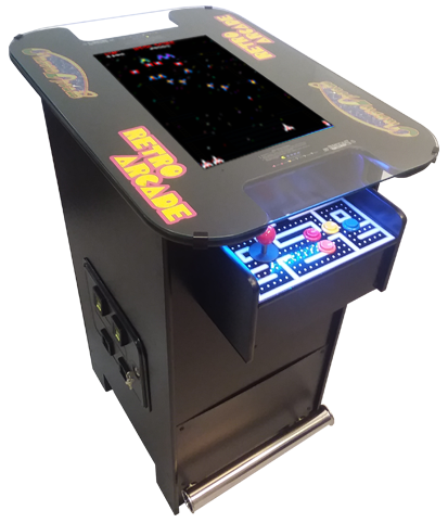Premium Pub Height Cocktail Arcade Machine With 412 Games