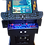 Thumbnail: Premium 3 Sided Pub Height Cocktail Arcade Machine With 1162 Games