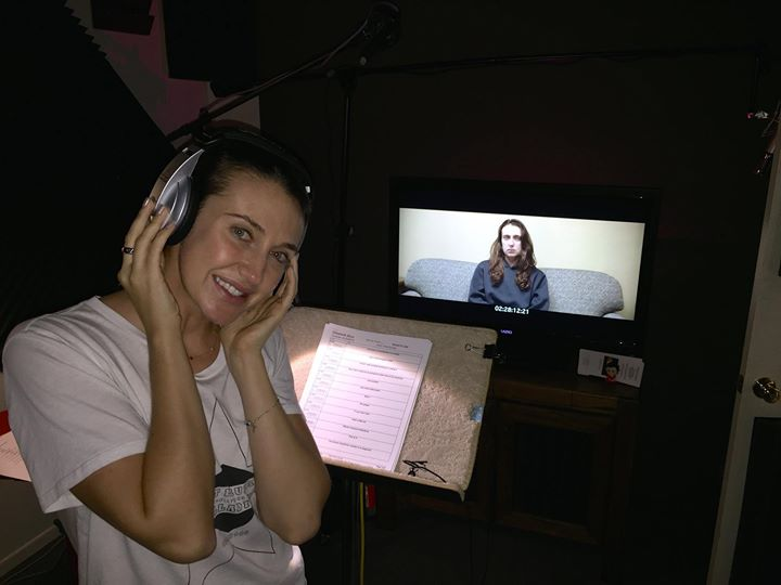ADR Session for Elizabeth Blue