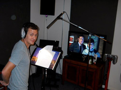 ADR for Baby Spies with Casey Graf