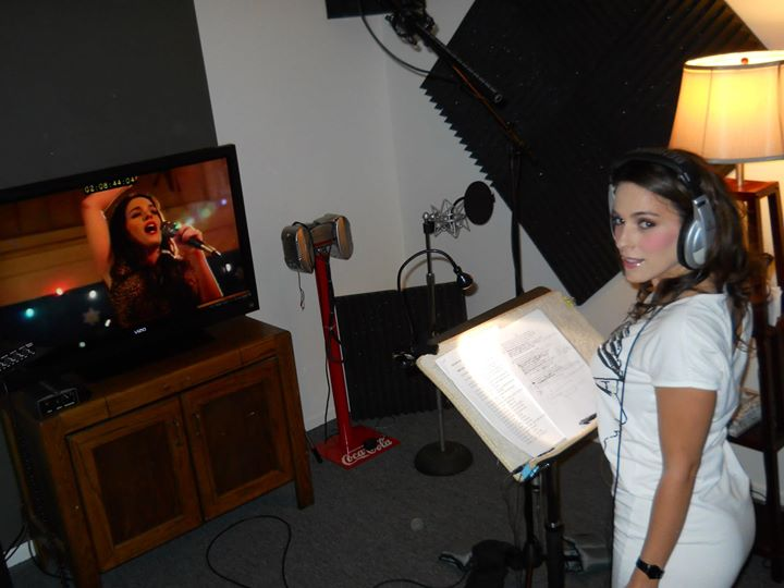 Gila Monster ADR Session_Christina DeRosa