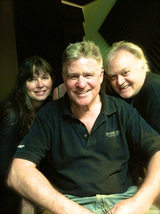 Treat Williams, Film editor Karen Smalley, Sound Designer Patrick Giraudi