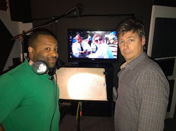 Goggone Hollywood ADR Session