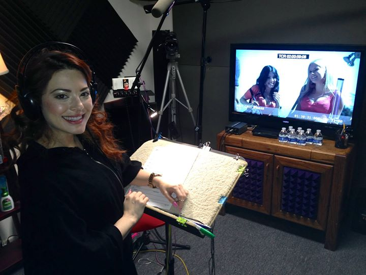 Bikini Model Academy ADR Session
