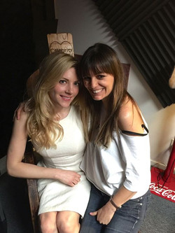 Katheryn Winnick and director India Dupree, a true life story of her mother, brother and sister, Str