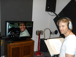 Gila Monster ADR Session_Brian Gross